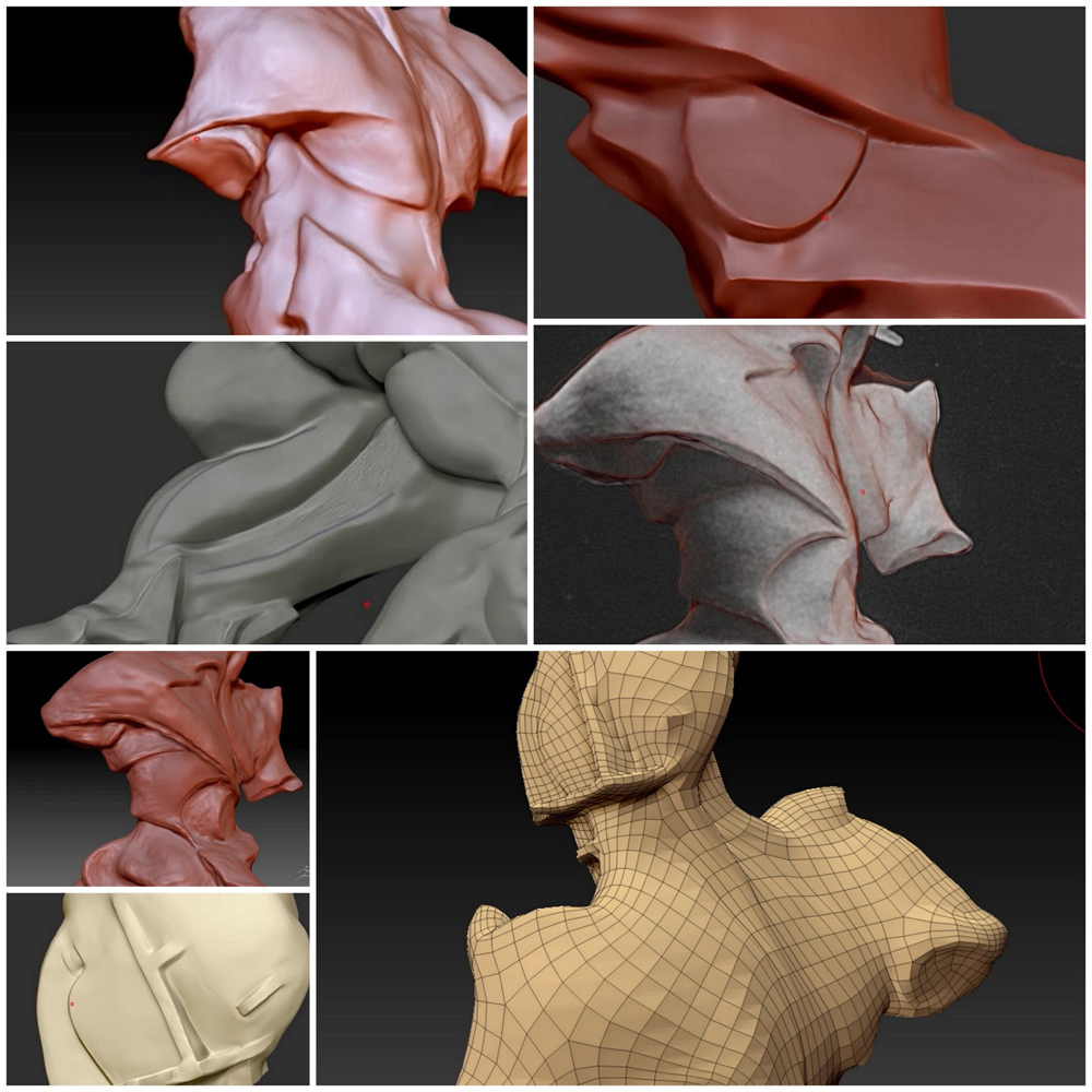 Digital-sculpting-for-web