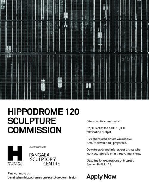 Birmingham Hippodrome 120 Artist Commission